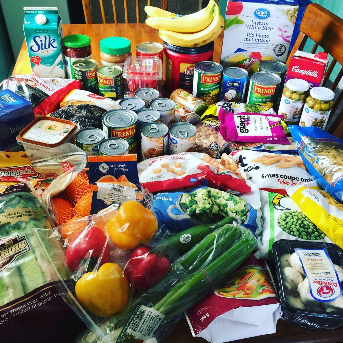 Vegan Grocery Haul #4   Food food   Grocery haul, Vegan