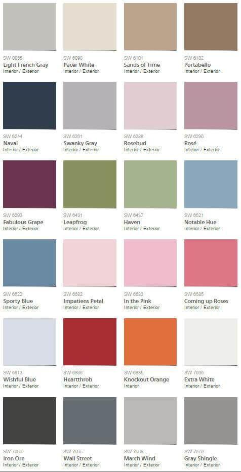 #colourtrends #designtrends  #AW1617 #FW1617 #2016trends | pottery barn f/w 2016 colour palettes | @meccinteriors | design bites