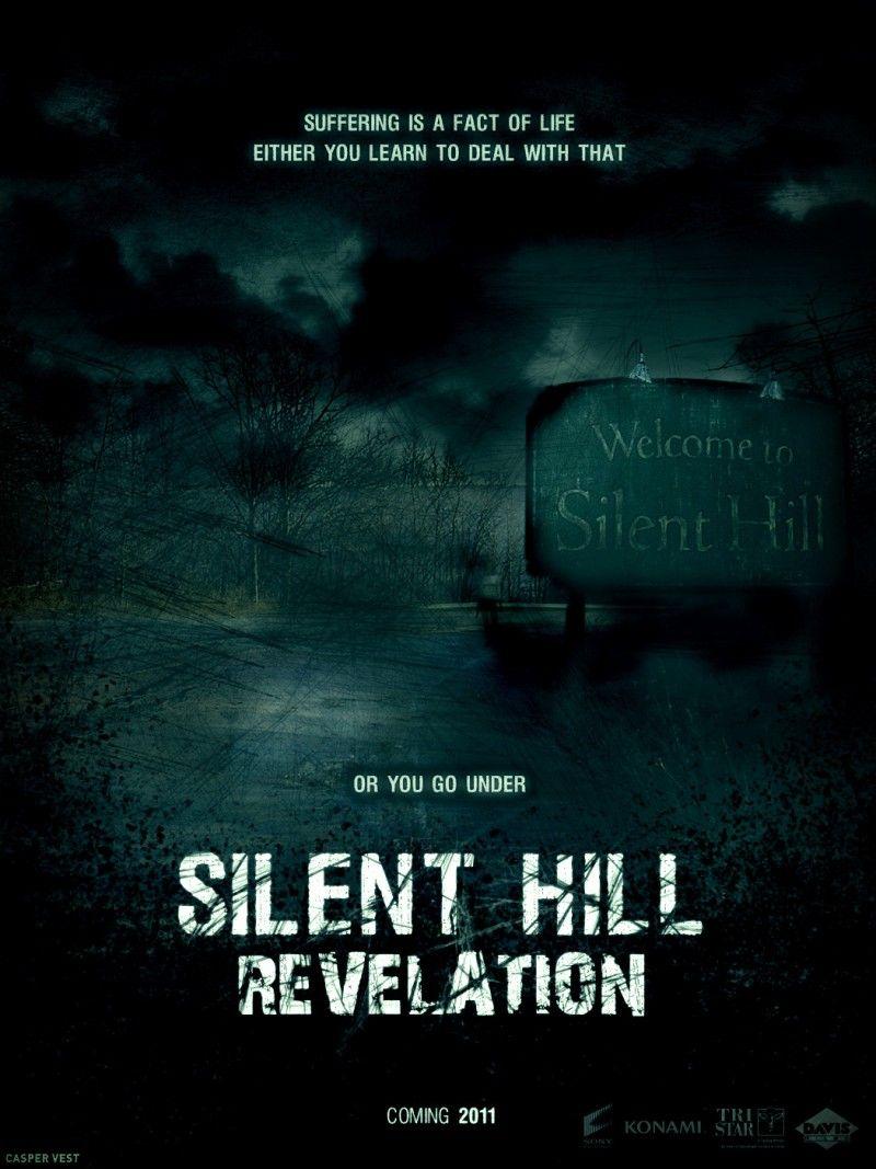 Silent Hill: Revelation 3D | New Releases | Pinterest | Silent hill