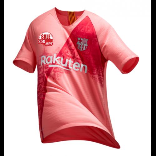 410903697aa Replica Barcelona Third Away Pink Soccer Jersey Shirt 2018-19 Model:  Goal63968 Messi Football