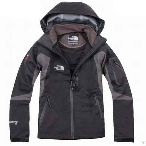 Womens The North Face Triclimate 3 In 1 Jacket Slate Black