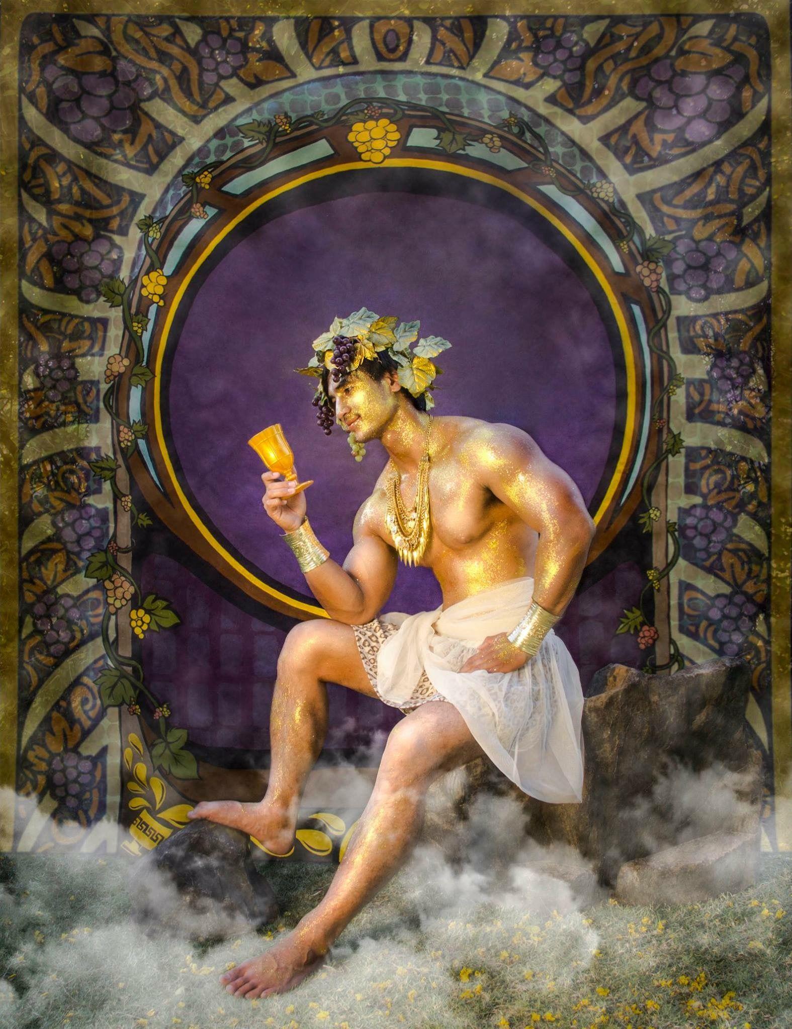 Dionysus!!!  Photographer : Taikatakk