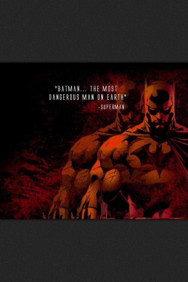 Batman Superman Quote Superman Superman Quotes Batman