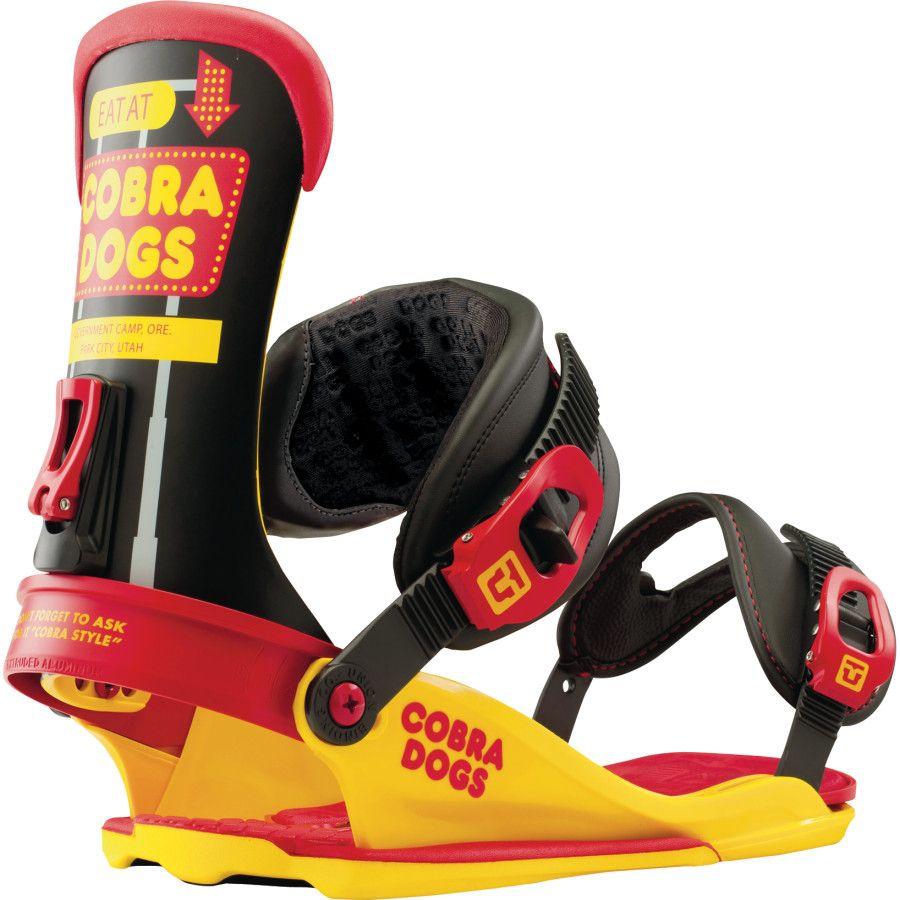 Union Contact Cobra Dogs Snowboard Binding