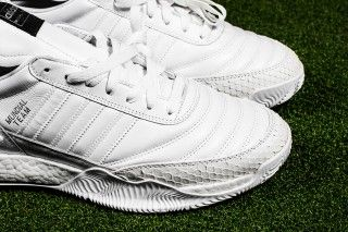 "The Shoe Surgeon Unveils Friends & Family Copa Rose ""White Out"""