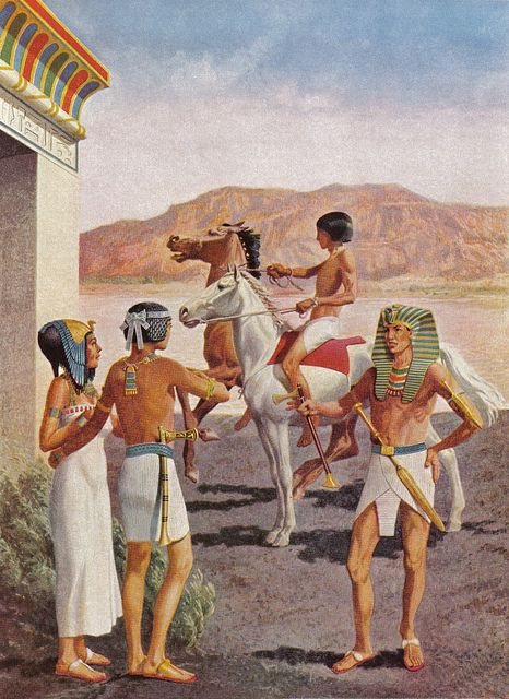 the new kingdom egypt Art of ancient egypt - new kingdom - web resources and image links.