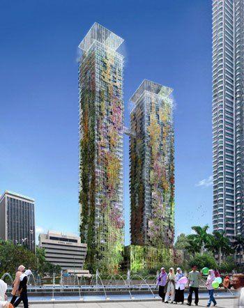 Patrick Blanc: a Sidney il giardino verticale piu' alto del mondo