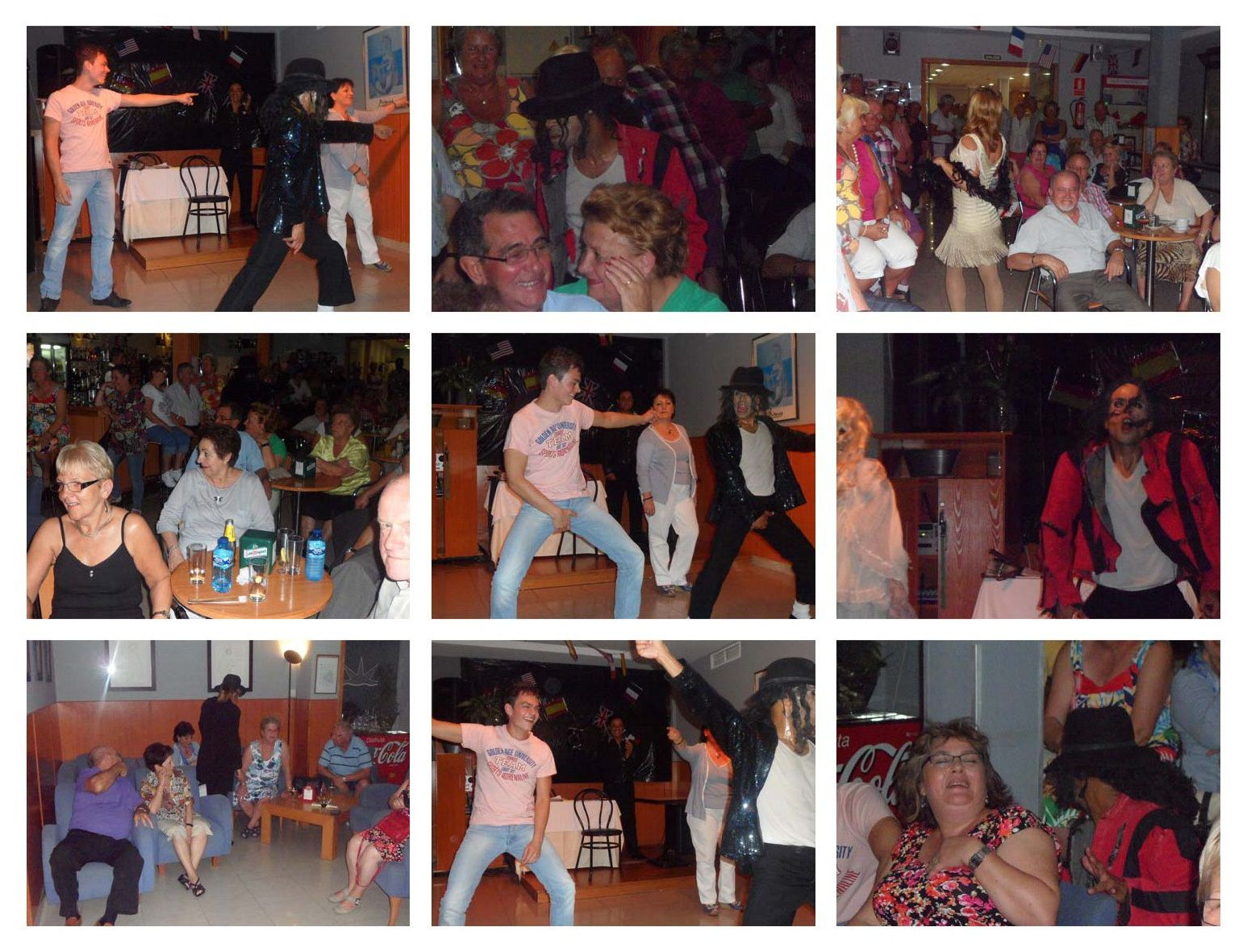 ¡Fiesta Internacional!  International Party!  Internationaal Feest  17-10-2012 http://www.hmontemar.com