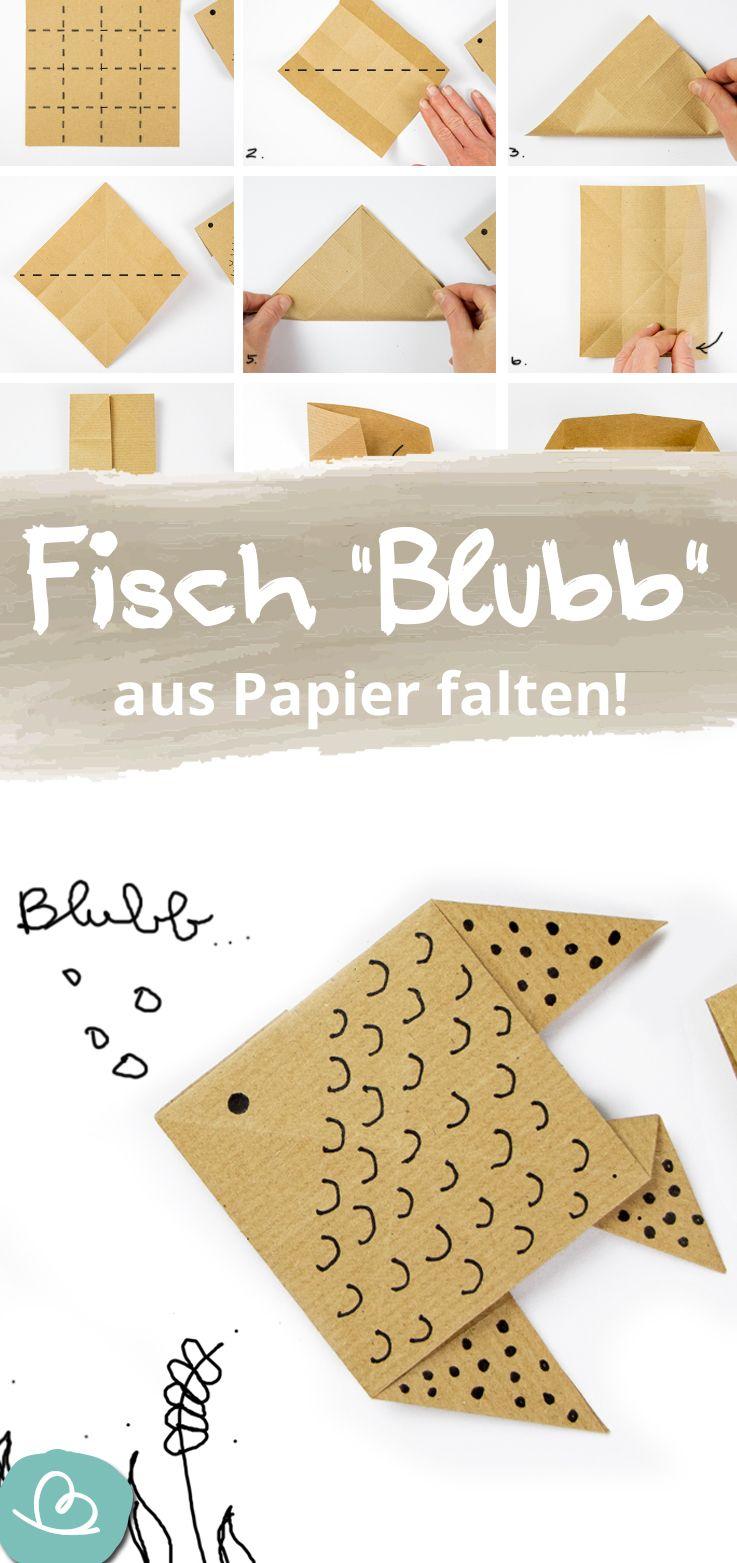Photo of Origami Fisch