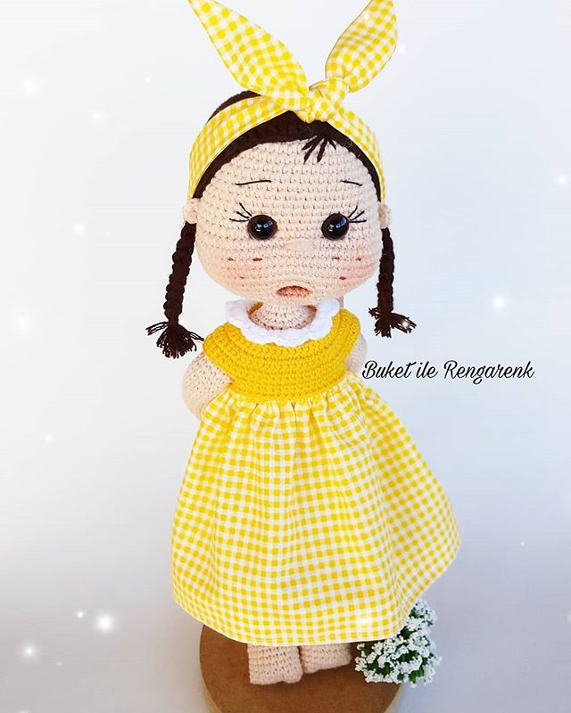 Amigurumi Bebek Yapımı @amigurumi_baby_world Instagram Profile ... | 800x640