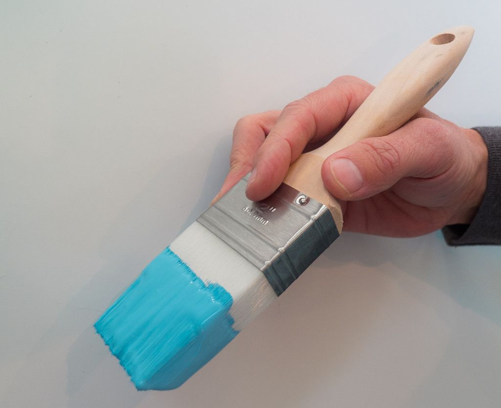 Home Refinishing Furniture Makeover Paint Brushes