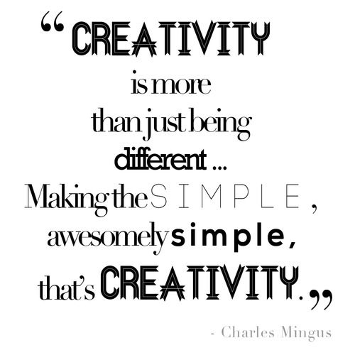 Quotes On Creativity Inspiration Be Creative Quotes Creativity Quotes Morganchopscas110  Creativity . 2017