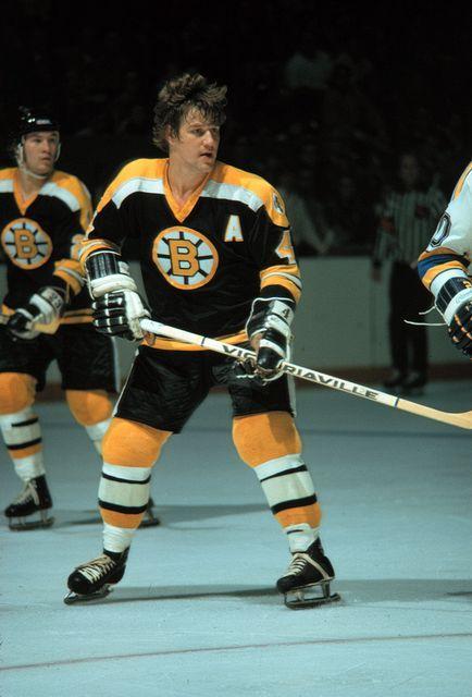 Bobby Orr Boston Bruins Greatest Hockey Player Of All Time Boston Bruins Hockey Bruins Hockey Hockey Highlights