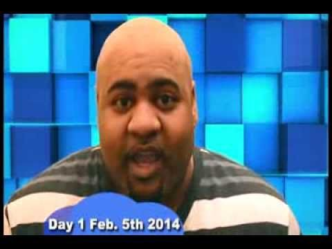 Prophet Marquez Online TV Episode #1 Day 1 of A Weight Loss Journey