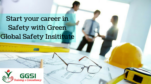Want to a safety officer? Enroll yourself in Green