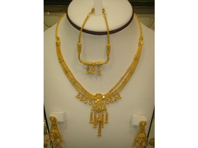 Al Haseena 22ct Gold jewelry Dubai Shopping Tip by onlinerep