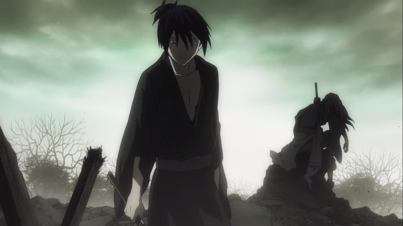 Noragami Aragoto Episode 8 Review - GOD OF CALAMITY RETURNS ...