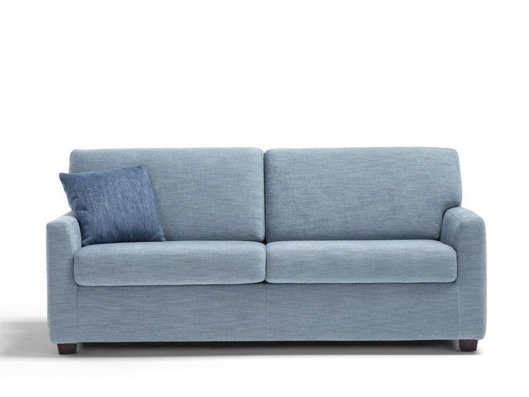 Fabric Sofa Bed With Removable Cover Small By Dienne Salotti Fabric Sofa Bed Sofa Fabric Sofa