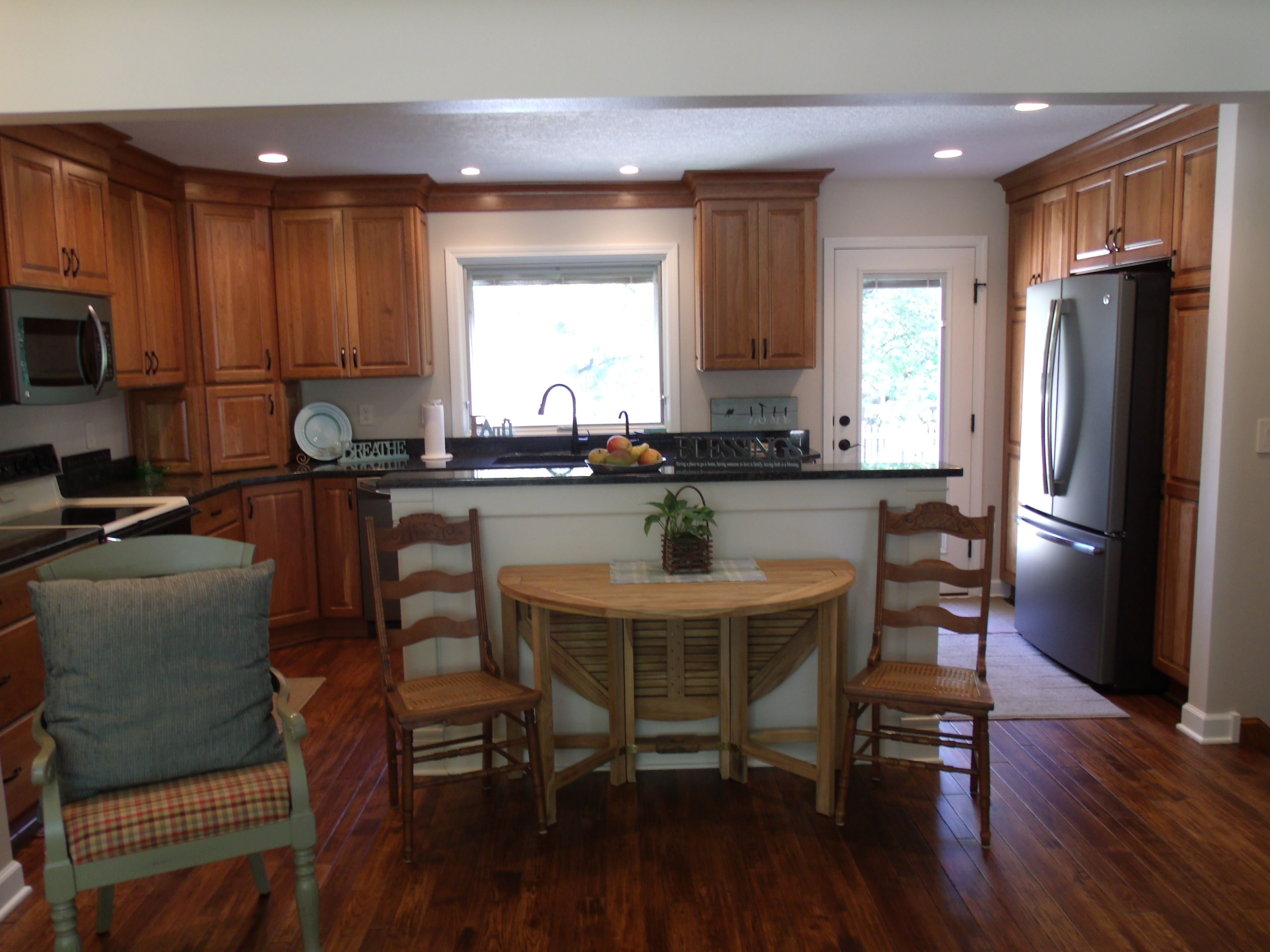 Merillat Cabinets In The Tour Of Remodeled Homes In Des