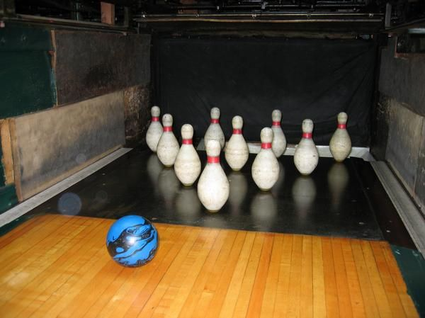 Duckpin Bowling! | Games and Toys from my Childhood (not as