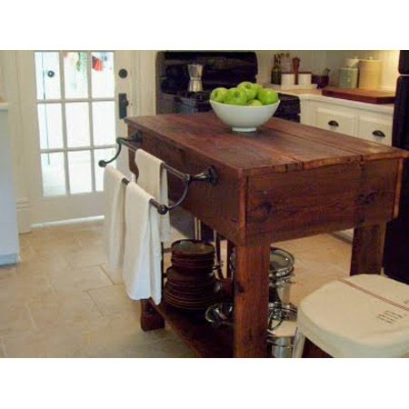 Kitchen Island DIY Projects Kitchens, Western kitchen and Urban rustic