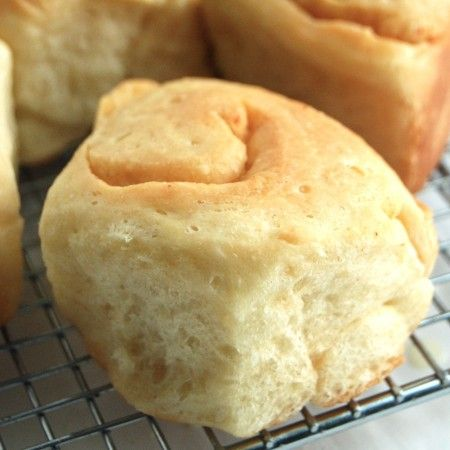 Sourdough buns, made this with olive oil instead of butter and lots of fresh herbs...so yum!