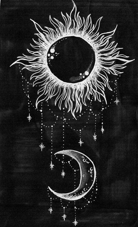 , Die Sonne erleuchtet meine Tage und der Mond das Licht meiner Nächte., My Tattoo Blog 2020, My Tattoo Blog 2020