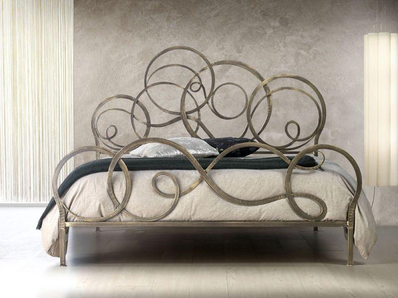 Letto Matrimoniale Stile Liberty.Letto In Stile Liberty Wrought Iron Beds Wrought Iron Bed