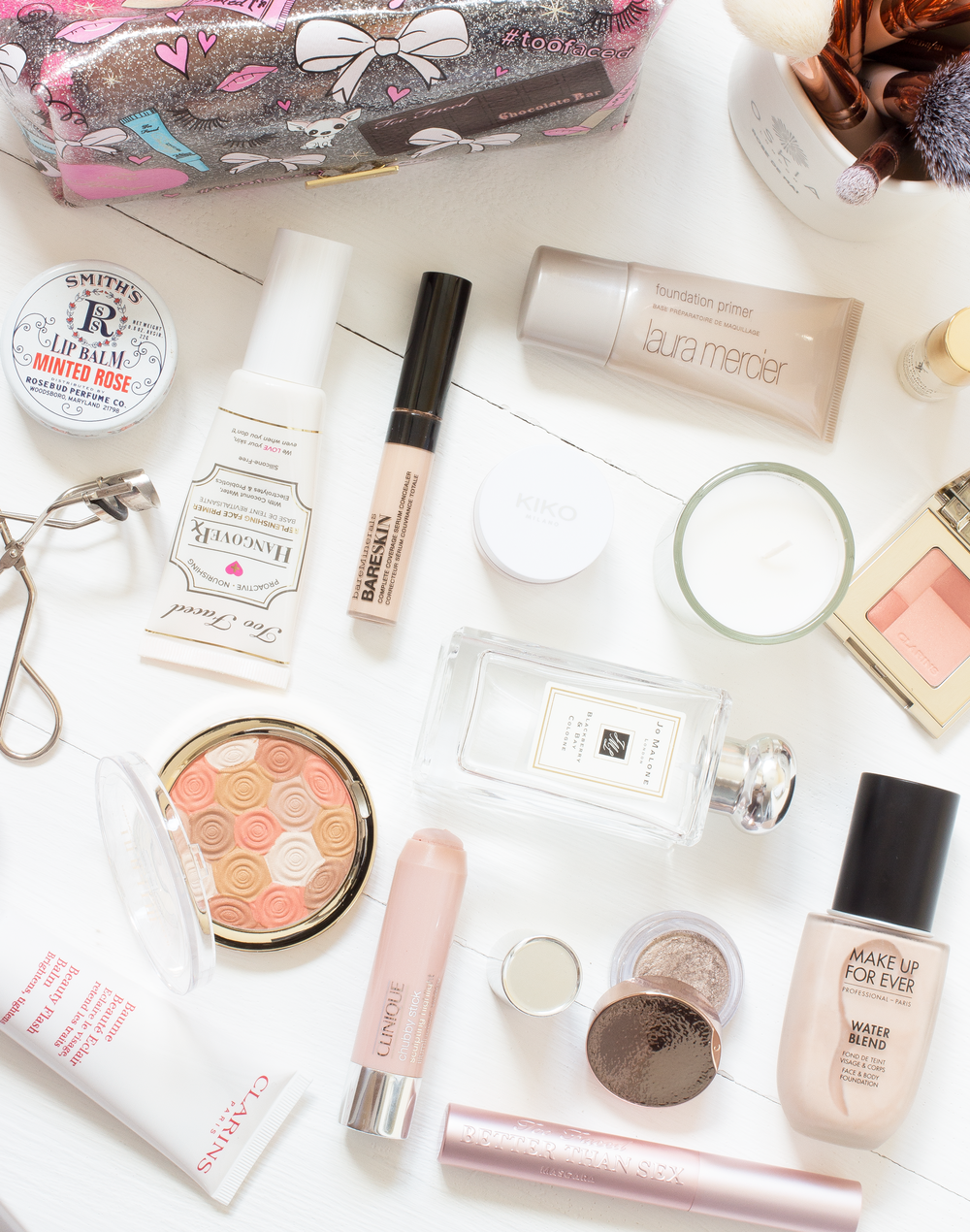 What Makeup Do You Really Need? A Capsule Collection