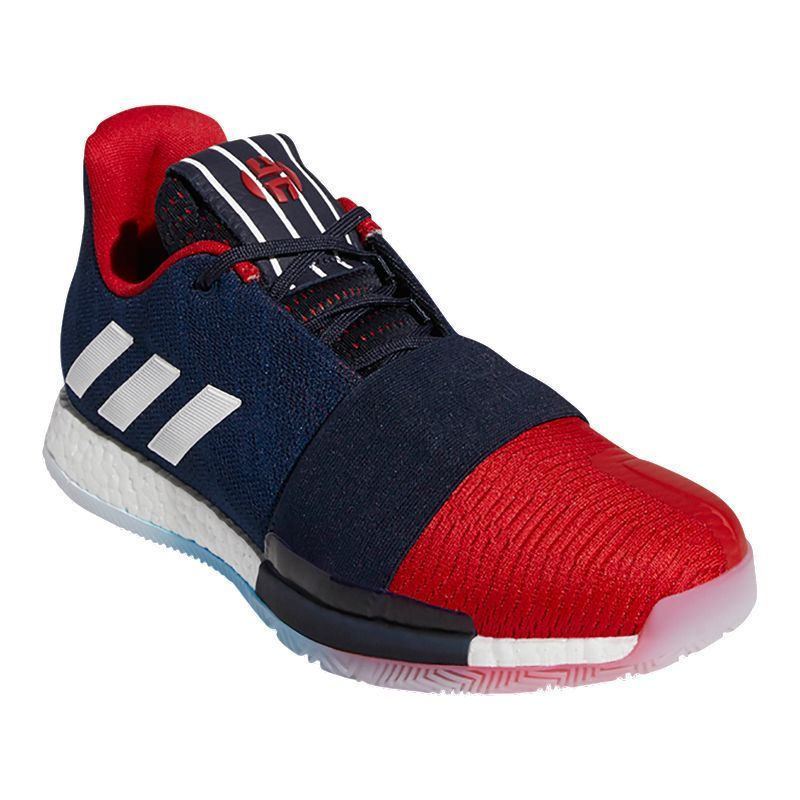 1d924090ac07 adidas Men s Harden Vol. 3 Basketball Shoes - Dark Blue in 2019 ...