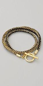Gorjana Kingston Wrap Bracelet | SHOPBOP