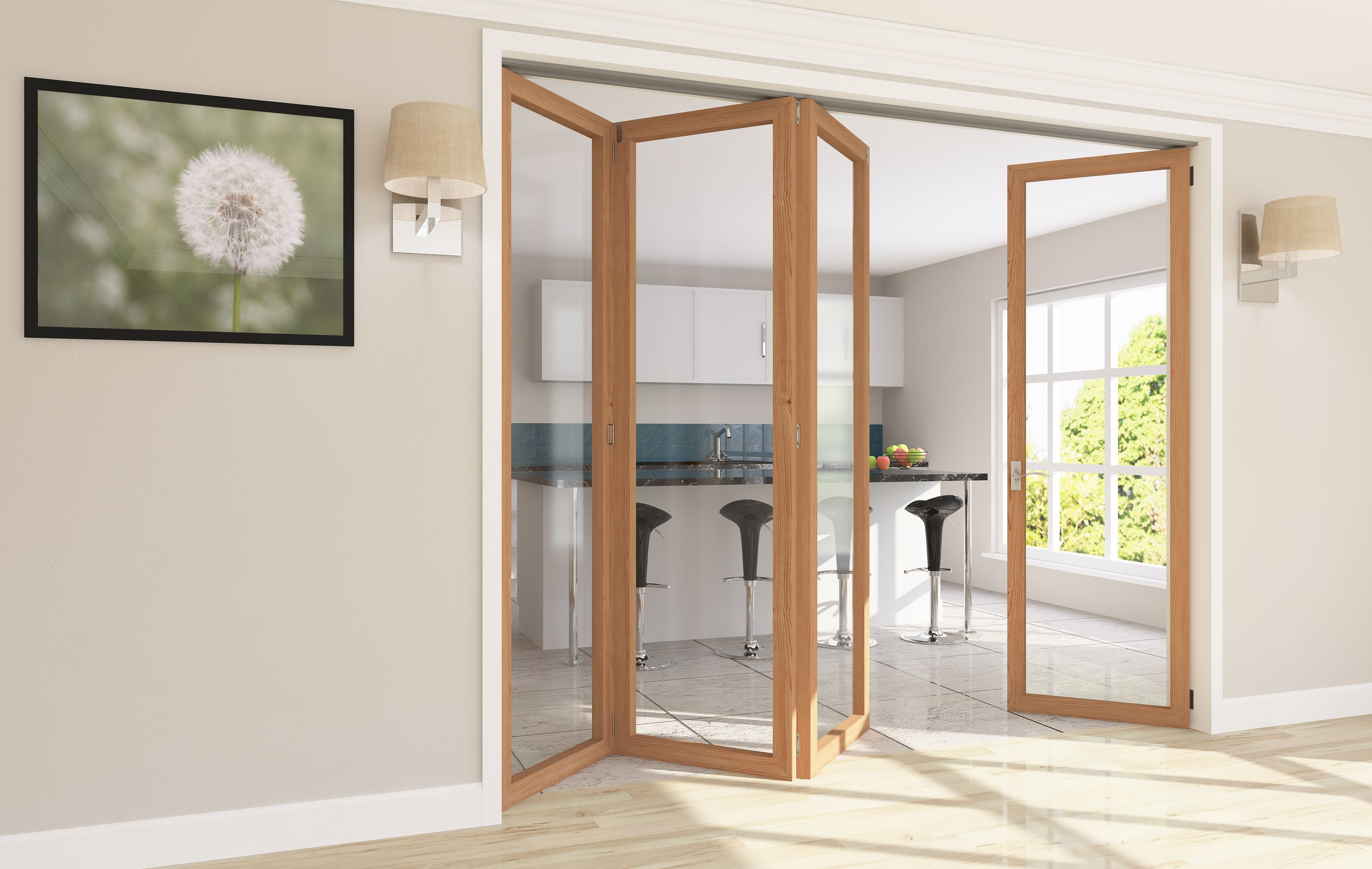 doors patio fold cost trifold of image the glass bi best new folding exterior