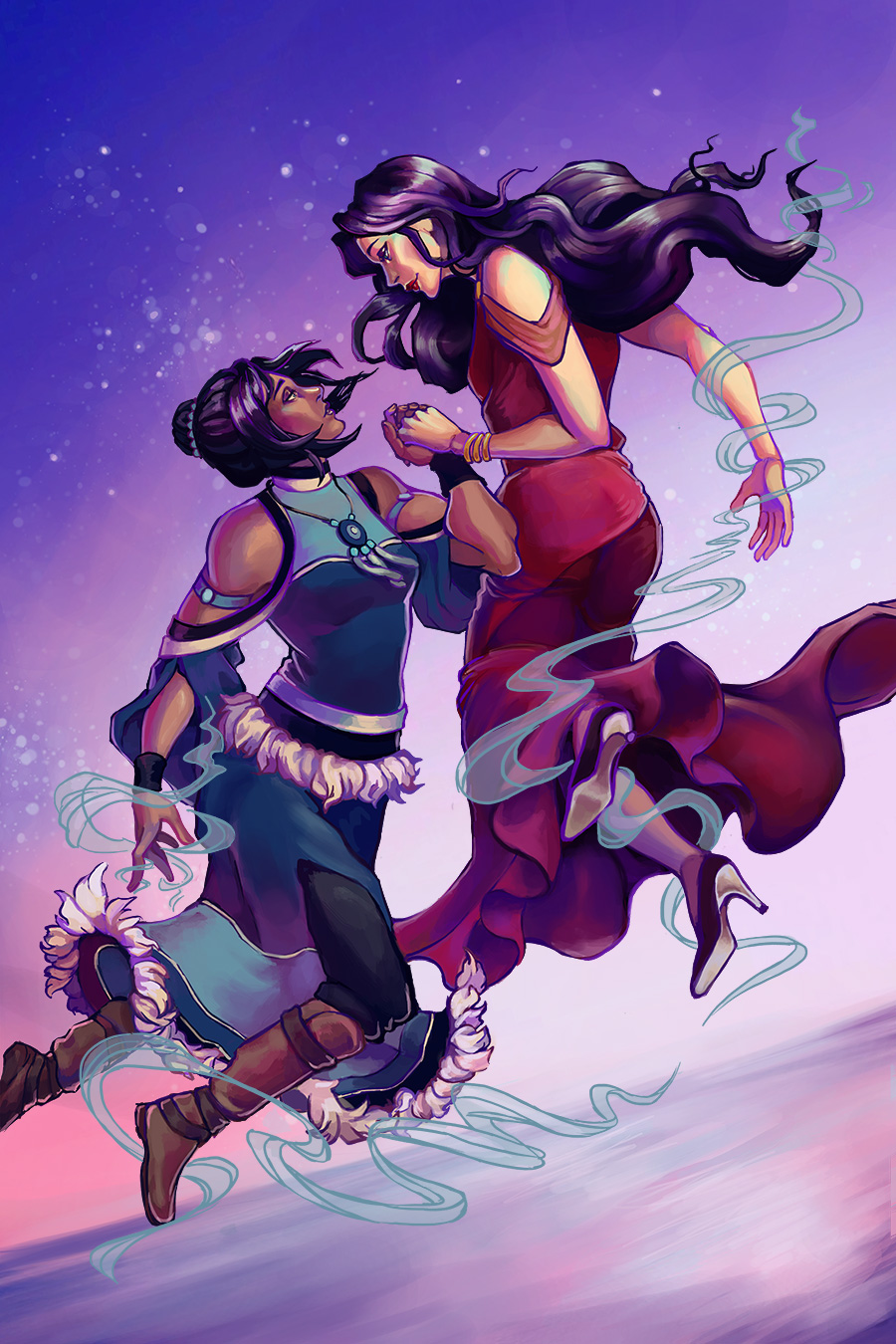 The Legend Of Korra: 10 Varrick Fan Art Pictures That Are