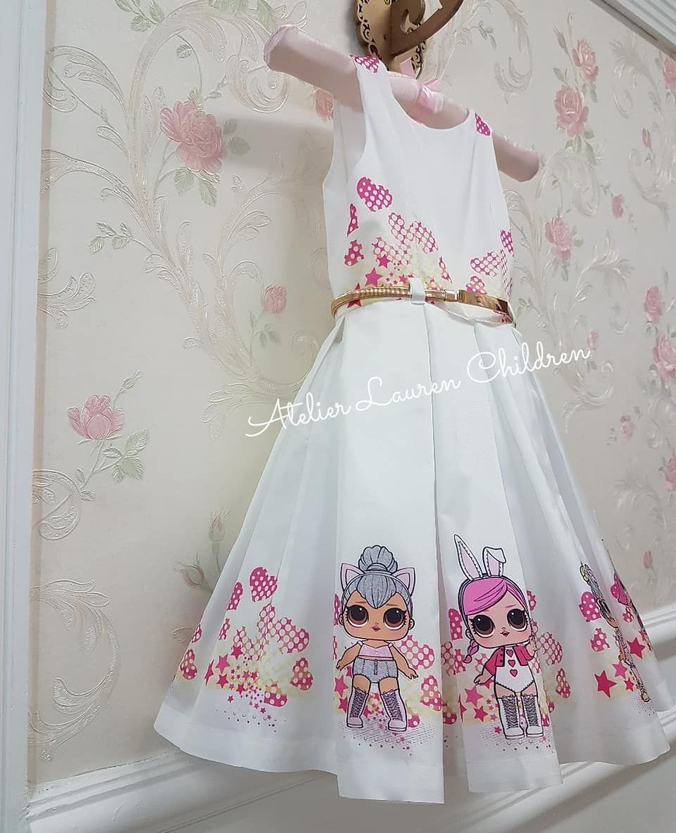 Diversos Dress Lol Surprise Atelier Lauren Children