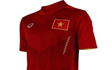 check out 5676d ce4ce Vietnam 2016/17 Grand Sport Home and Away Kits   Soccer Jerseys