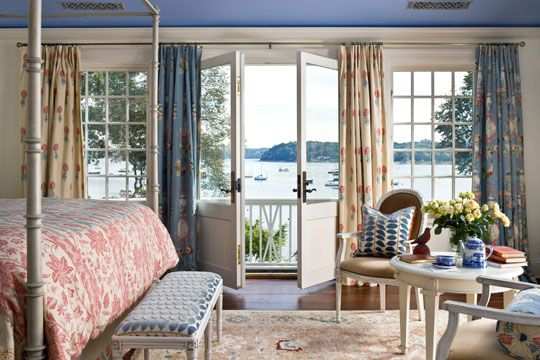 Bedroom Decorating Ideas Window Treatments is part of bedroom Blue Window - The finishing touch on your bedroom window treatments