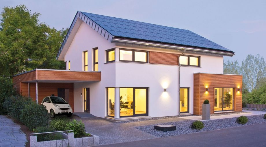the 25 best ideas about fertighaus bauen on pinterest einfamilienhaus bauen traumhaus design and innenbeleuchtung