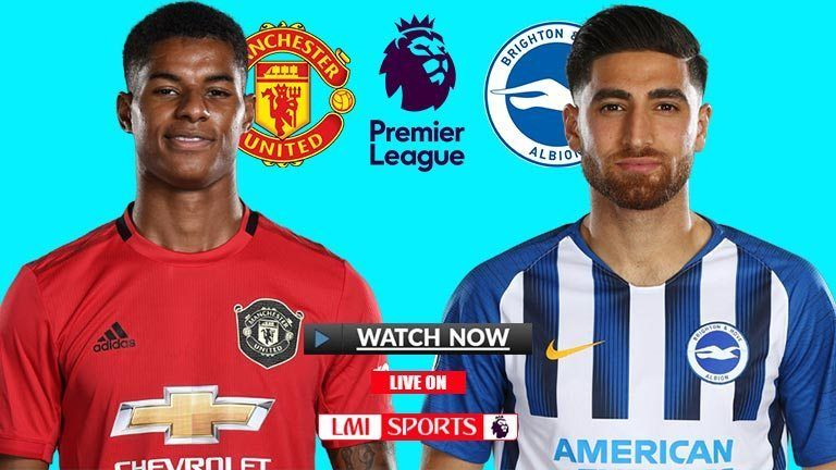 Epl Live Man United Vs Brighton Reddit Soccer Streams 10 Nov 2019 Man United English Premier League Epl Live