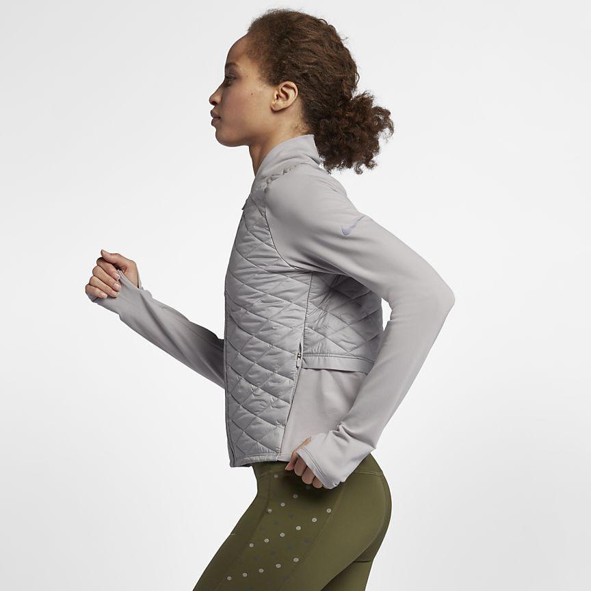 Hecho para recordar Enfriarse Coro  Nike AeroLayer Chaqueta de running - Mujer. Nike.com ES | Nike, Chaquetas, Nike  mujer