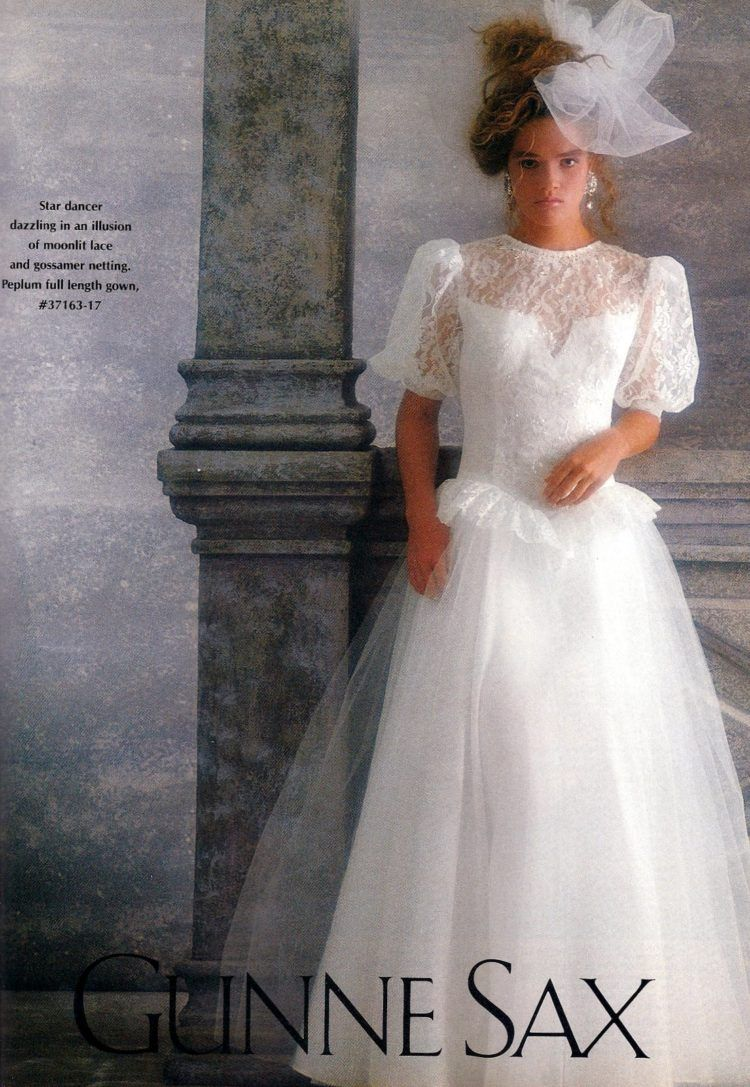 Gunne Sax Prom Dresses Of The Eighties Wedding Dresses Vintage Prom Dresses Gunne Sax Dress 80s [ 1087 x 750 Pixel ]