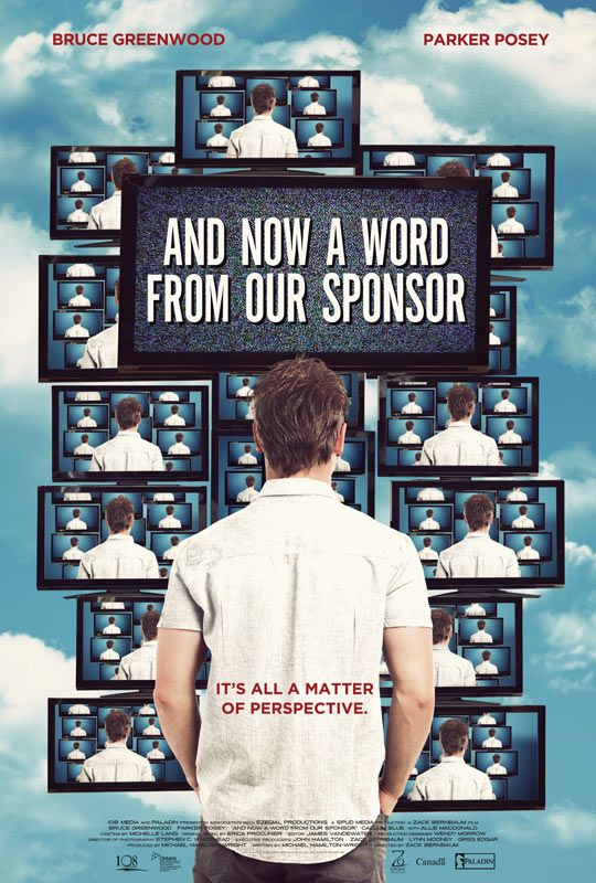 Week 3: (Movie Trailer) 'And Now a Word from Our Sponsor' Trailer, I saw this trailer and the tagline 'it's all a matter of perspective' made me think about how much advertising has affected/consumed our lives. In the case of the main character in the movie, advertising has become his life, he has no other way to communicate but through slogans.