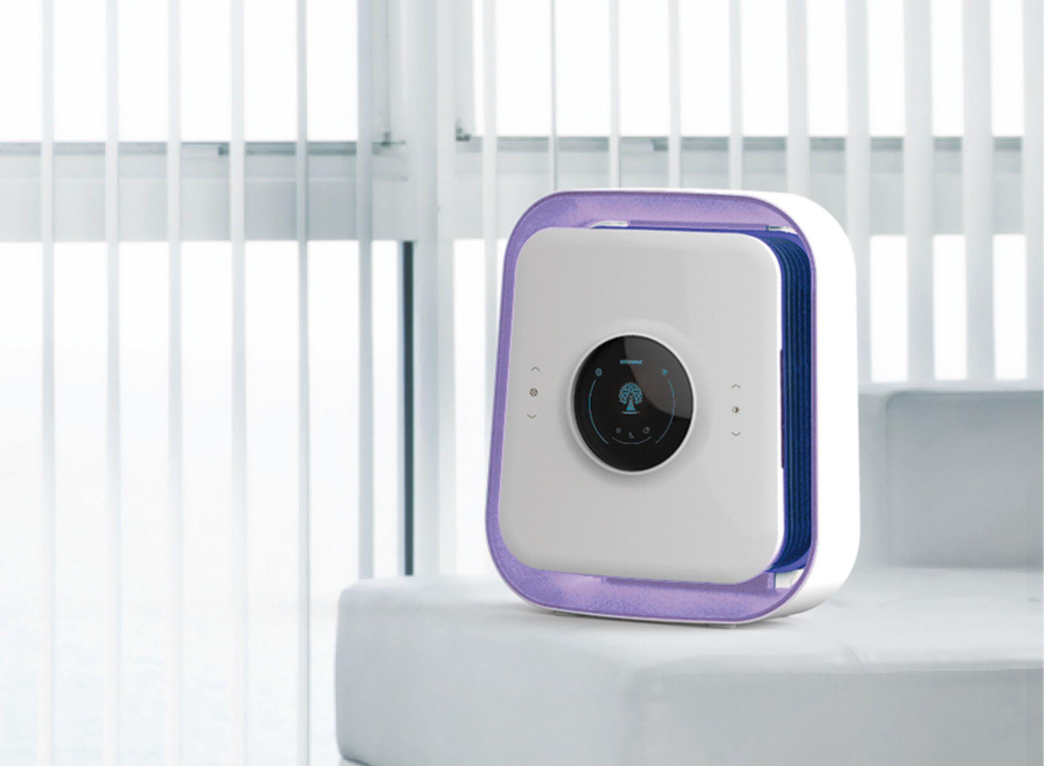 Intelligent Air Purifier Traditional lighting, Design