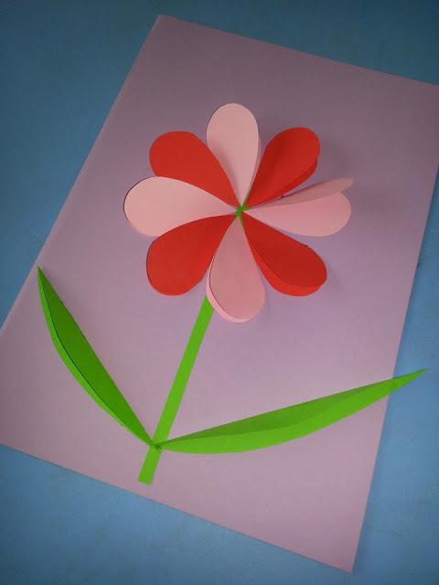 Pin By Kusiatka On Kwiaty Wiosna Flowers Crafts Spring Crafts Flower Crafts Spring Crafts Craft Gifts
