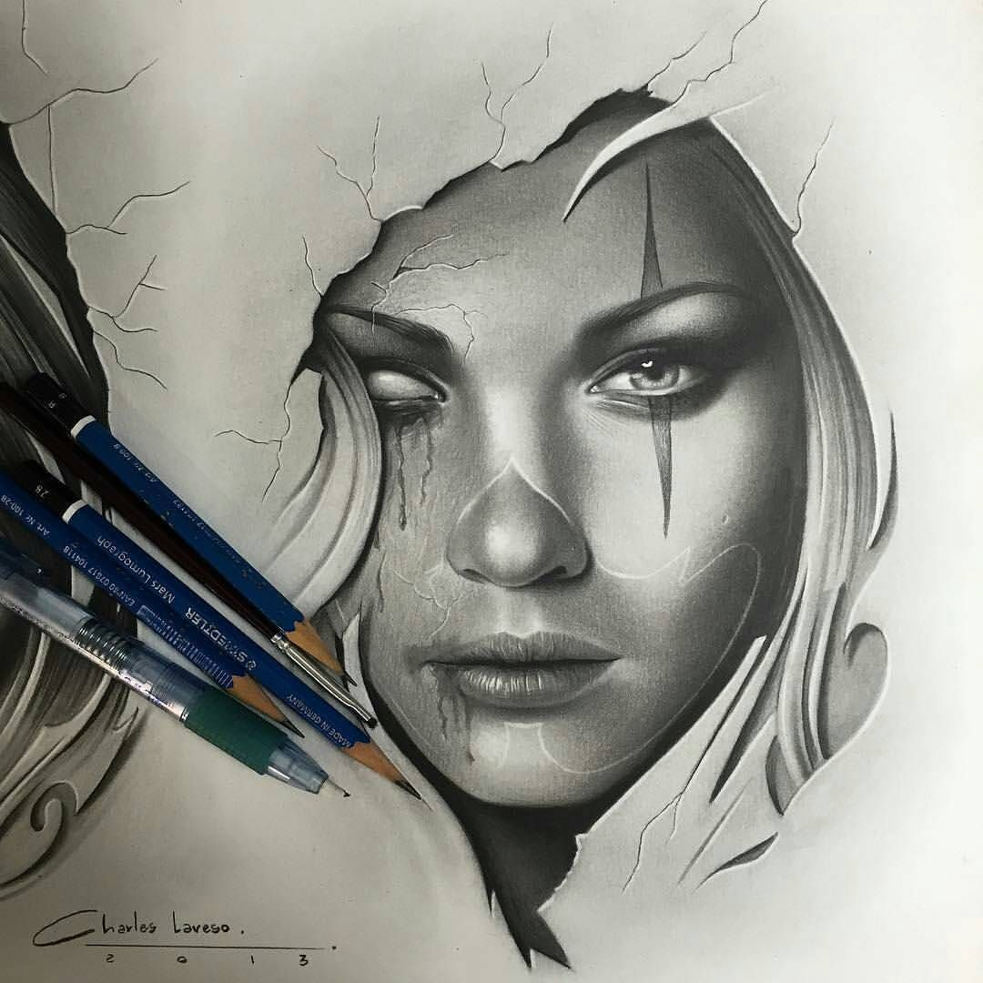 Motive Art Company U0432 Instagram U00abCheck Out This Pencil Drawing By @charles_laveso # ...