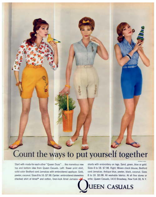 1960 Women S Fashion Advertisement 60 S And 70 S Fashion