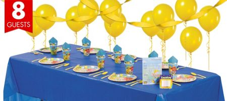 Bob the Builder Party Supplies - Bob the Builder Birthday - Party