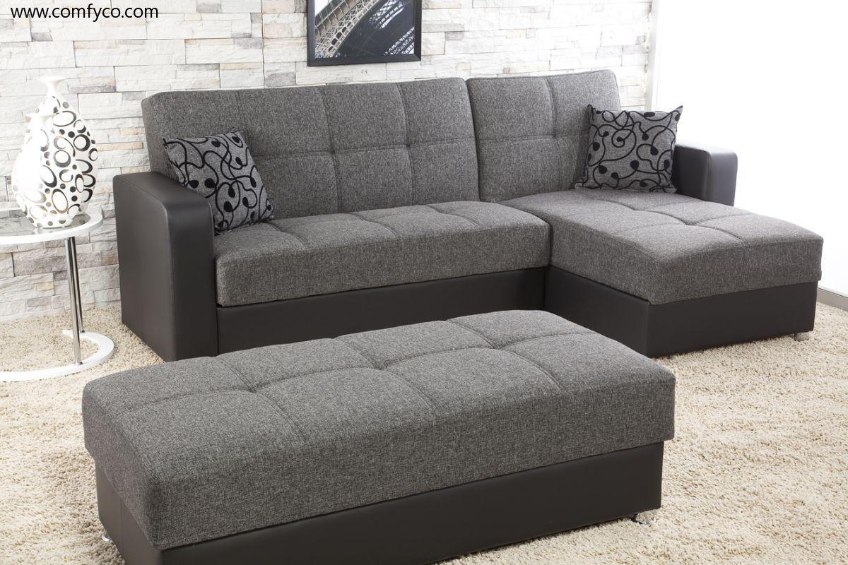 Sofa Pillows Sectional Sofas Leather Sectionals Microfiber Sectional Sofas Carol Elena Grey