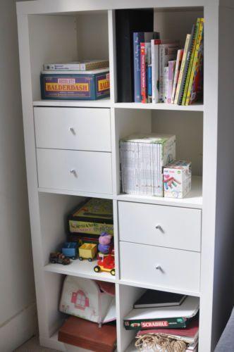 watch 5dd58 e2a70 Ikea-Kallax-Free-standing-Shelving-Unit | Room Divider ...
