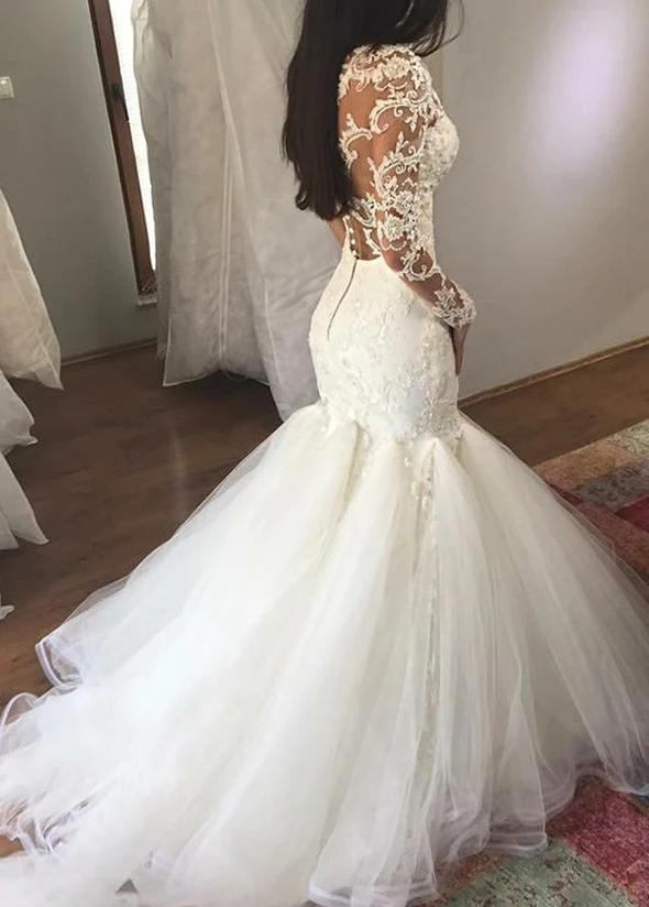 Wedding Dress Zulu Wedding Cheap Wedding Guest Dresses Lace Bridesmaid In 2020 Wedding Dress Long Sleeve Long Sleeve Wedding Gowns Lace Mermaid Wedding Dress