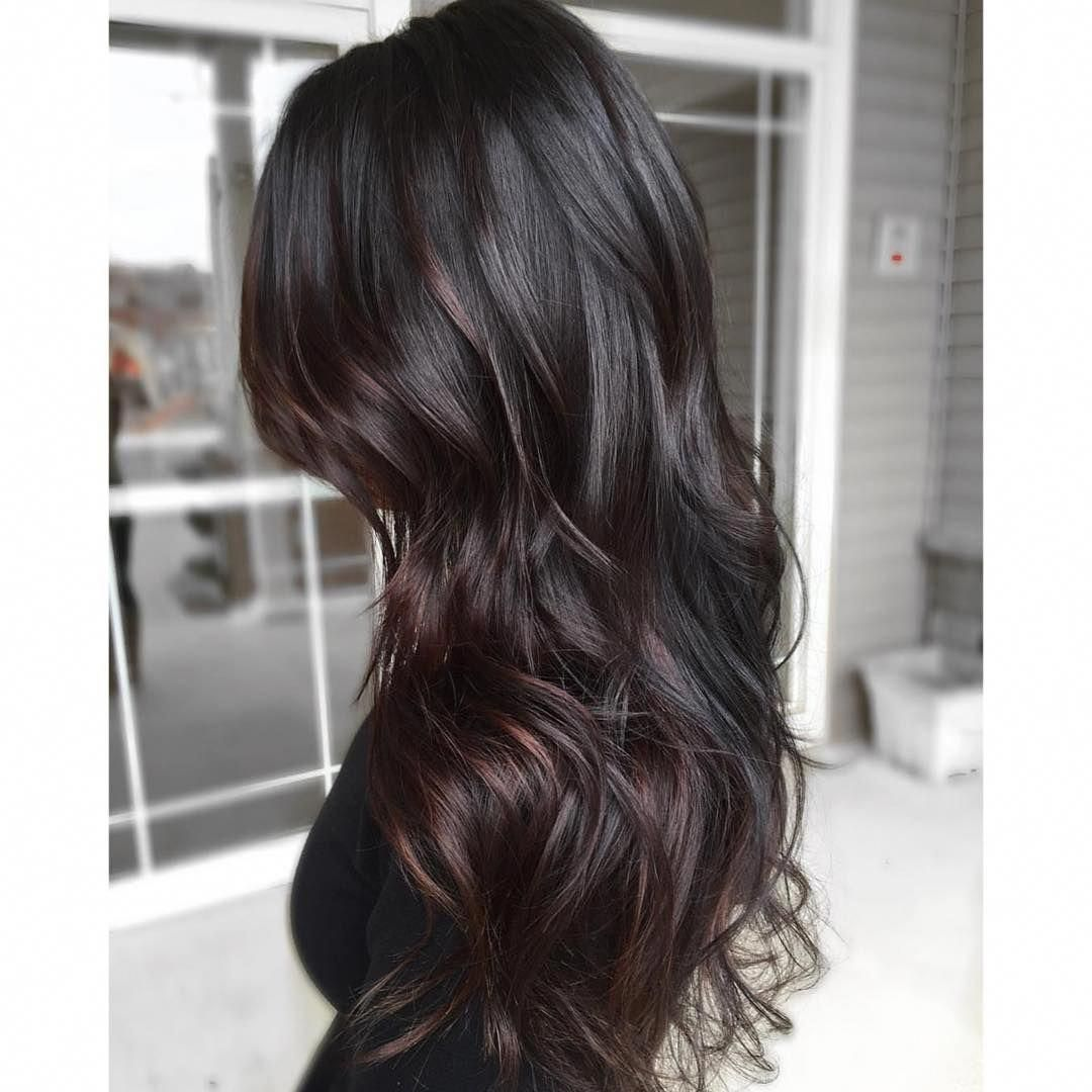 33 Stunning Hairstyles For Black Hair 2021 Pretty Designs Hair Styles Hair Color For Black Hair Black Hair Ombre